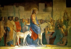 Christs_Entry_into_Jerusalem_Hippolyte_Flandrin_1842